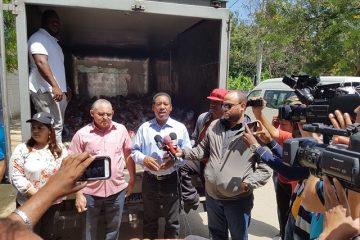 Gobierno invierte 30 millones de pesos en asistencia alimentaria afectados por las lluvias