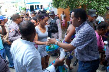 Comedores distribuyen 27 mil raciones en San Cristóbal