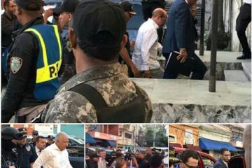 Trasladarán presos Odebrecht  la próxima semana a Najayo y La Victoria