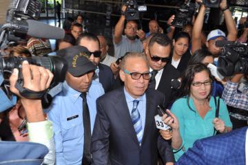 """Ángel Rondón dice que """"ahora es que empieza el pleito""""."""
