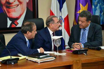 Odebrecht reúne cúpula del PLD