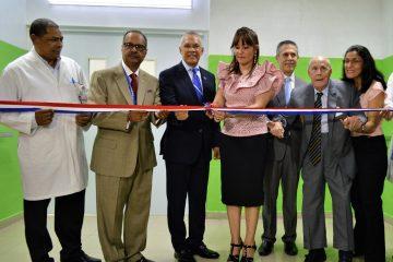 Inauguran Unidad de Intervención en Crisis en hospital Gautier