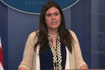 Nueva Portavoz en la Casa Blanca, tras renuncia de Sean Spicer