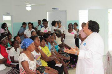 Liga detecta mujeres con más de cinco años que no se hacen un papanicolau