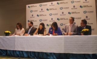 Cedimat y Grupo Velutini anuncian primer proyecto de trasplante renal infantil en RD