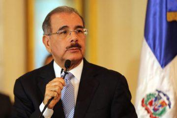 Presidente Medina promulga Presupuesto de 2018