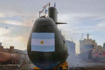 Avión militar británico llega a Argentina para ayudar a rescatar submarino