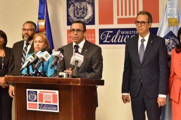 Navarro abre proceso para designación de directores regionales y distritales