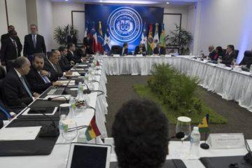 Oposición y gobierno venezolano se reunirán nuevamente en enero 2018  en RD