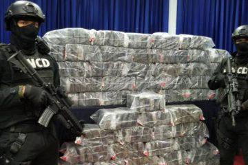 Investigan coroneles sobre llegada de drogas en el aeropuerto La Romana