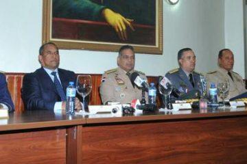 Dos coroneles cancelados por aterrizaje de avioneta con drogas