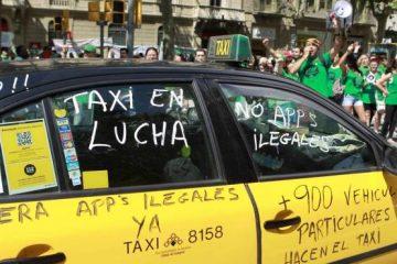 Justicia UE: Uber es una empresa de transporte y se le puede exigir licencia