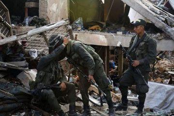 Tres policías muertos y 17 heridos en atentado en Barranquilla, Colombia