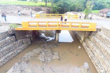 Ministerio de Obras Públicas reparará puente La Cana en carrera Imbert-Luperón