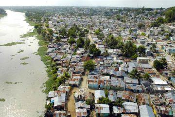 A partir del próximo mes desalojaran 1,400 personas de las orillas del río Ozama