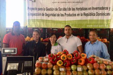 Taiwán presenta nueva tecnología de detención de pesticida en vegetales