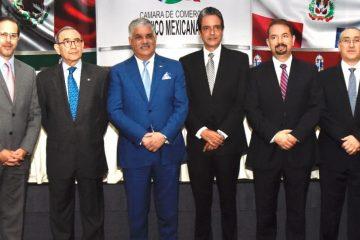 Miguel Vargas propone alianza domínico-mexicana para impulsar exportaciones