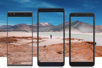 Alcatel anunciará tres nuevos teléfonos