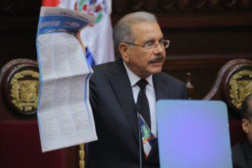 Medina afirma que en sus Gobiernos homicidios se han reducido en 8,1 %