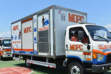 MOPC pone a disposición más de 8 mil hombres y 700 vehículos para asueto de Semana Santa
