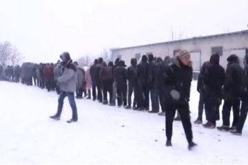 Al menos 38 muertos por la ola de frío en Europa Central y del Este