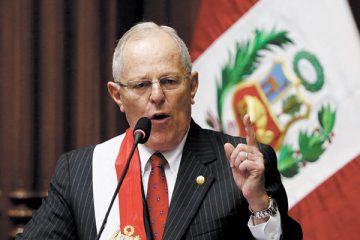 El presidente de Perú renuncia en medio de la crisis política