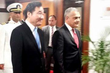 Primer ministro de Corea del Sur llega a Santo Domingo