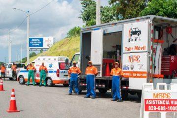 MOPC dispone reforzamiento patrullas de carreteras y asistencia vial por Semana Santa