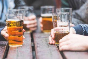 Estudio revela tomar bebidas alcohólicas acorta años de vida