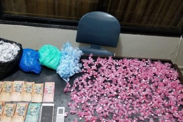 Decomisan más de cuatro mil porciones de distintos narcóticos en operativos