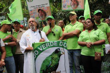 Partido Verde Dominicano llama a conservar ecosistemas para garantizar seguridad alimentaria