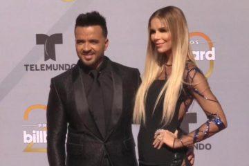 """El fenómeno """"Despacito"""" se corona en los premios Billboard latinos"""