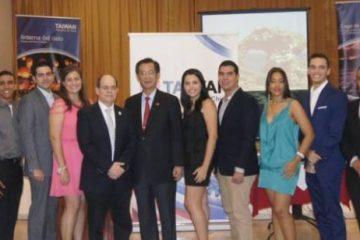 91 dominicanos cursan estudios en Taiwán