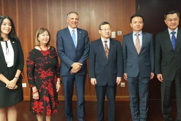 Gobierno informa de avances para acuerdos de RD y China que impactarán en la economía local