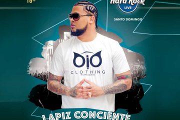 El Lápiz Conciente se presentará en Hard Rock Live el 31 de mayo