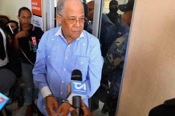 Ratifican prisión a exdirector de la OMSA por caso asesinato catedrático Yuniol Ramírez
