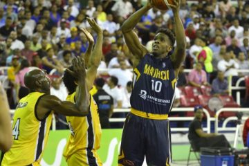 Mauricio Báez gana primer juego de la final del Torneo de Baloncesto Distrito Nacional