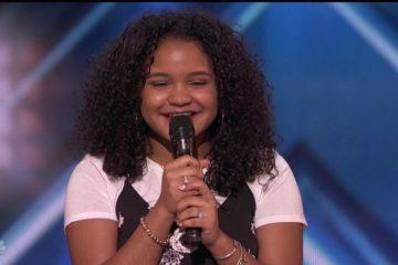 Amanda Mena, la dominicana que pasó de la audición a la semifinal de America's Got Talent