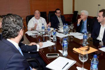 Senador Mariotti dice proyecto ley de Aduanas está consensuado en un 99%