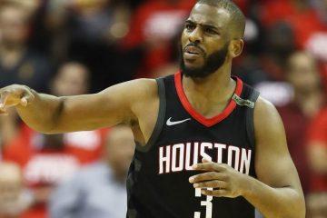 Chris Paul continúa intentando reclutar a LeBron  para Houston