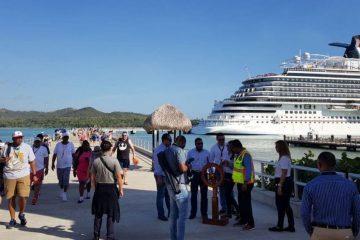 República Dominicana podría recibir 2 millones de cruceristas al año a partir de 2020