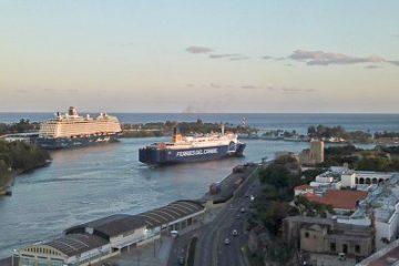 Más de 80 cruceros activarán puertos en los dos primeros meses de la temporada 2018-2019 en Rep. Dominicana