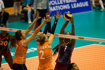 Holanda vence 3-0 a República Dominicana; Brayelin es 4ta. mejor anotadora Liga de Naciones