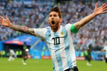 Messi lidera y Argentina renace en Rusia-2018