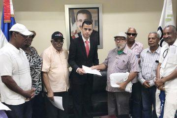 Director de DGJP recibe representantes de asociaciones de pensiones