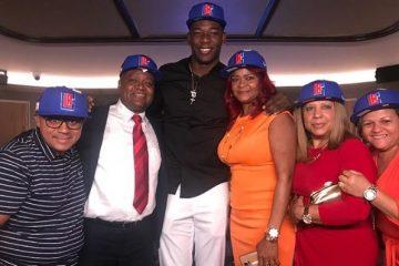 Dominicano Ángel Delgado firma para la NBA con los Ángeles Clippers