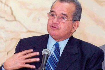 Franklin Almeyda dice Reinaldo Pared no tiene facultad para suspender a Díaz Rúa y Félix Bautista