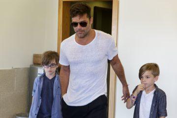 """Ricky Martin: """"Me gustaría que mis hijos fueran homosexuales"""""""