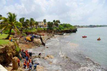 Anuncian que el Malecón está libre de desechos