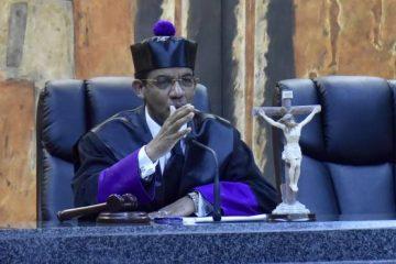 Pleno Suprema ratifica al juez Ortega Polanco